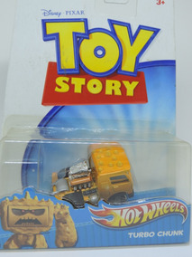 Hot Wheels Turbo Chunk - Toy Story 2010