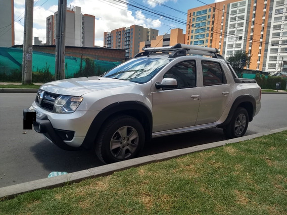 Renault Duster Oroch 2.0 2017 Gris