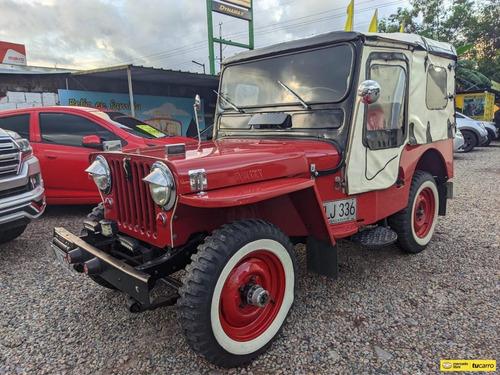 Jeep Willys Modelo 1952