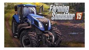 Farming Simulator 15 Jogo Steam Original