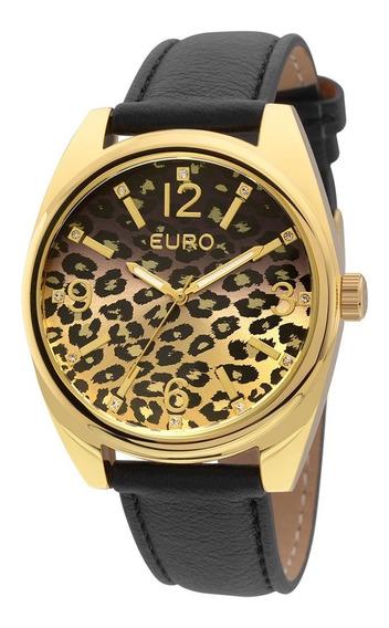 Relógio Feminino Euro Analógico Fashion Eu2035ybp/2p