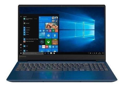 Notebook Lenovo Ryzen7, 8gb 1tb Tela 15.6 Placa Amd 540 2gb
