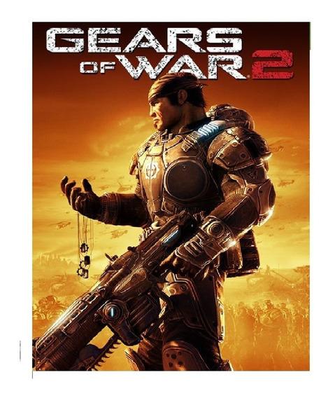 Jogo Gears Of War 2 Xbox 360 Usado