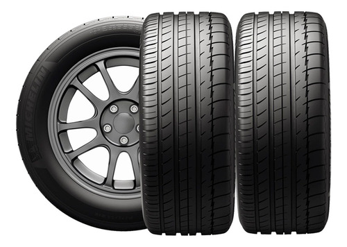 Kit X3 Neumáticos Michelin Latitude Sport - Cubiertas 235/55