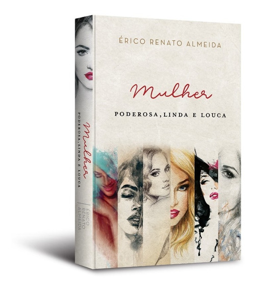 Livro Físico Mulher Pll - @meninajoguese