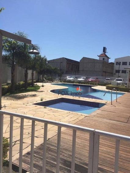 Apartamento Residencial À Venda, Jardim Lindóia, Porto Alegre. - Ap2394