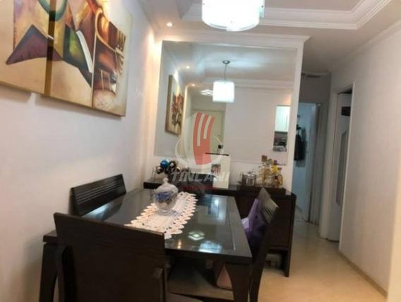 Apartamento Para Locação No Bairro Vila Bertioga, 3 Dorms, 1 Suíte, 1 Vaga, 70 M - 3148