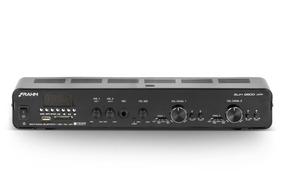 Amplificador Receiver Frahm Slim 2500 App G2 Bluetooth Usb