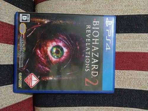 Resident Evil Biohazard Revelations 2 Ps4