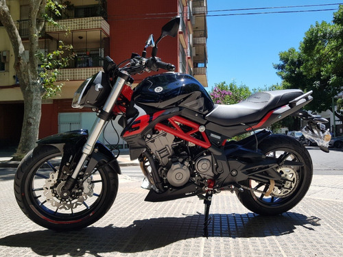 Benelli 302s  Agrobikes Palermo