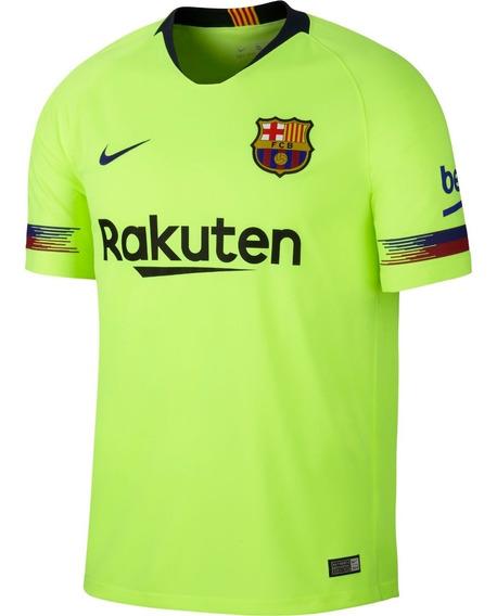 Camisa Barcelona Nike Ii 18/19 Masculina