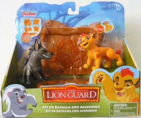 La Guardia Del León De Disney Set Juguete Niño