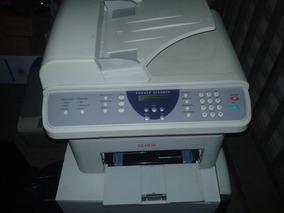 Impressora Laser Multifuncional Xerox Phaser Mfp3200 C/toner