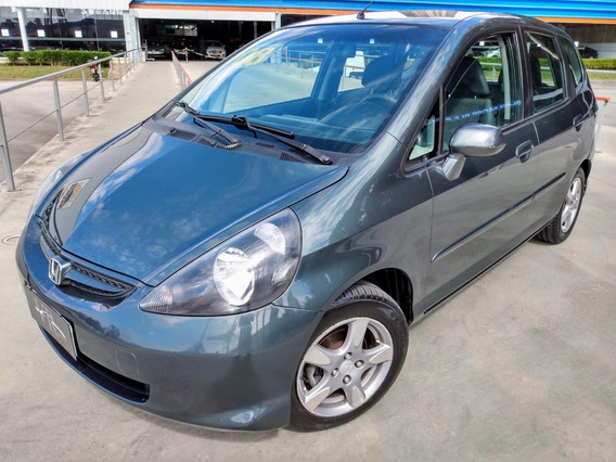 Honda Fit Lxl 1.4 Flex Manual 2008/2008 Baixa Km 80.000