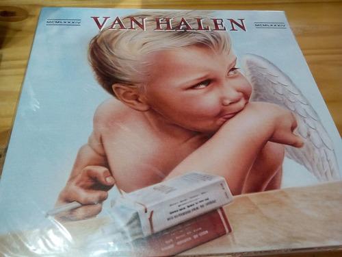 Mcmlxxxiv 1984 - Van Halen - Vinilo - Nuevo - R. Stone 2020