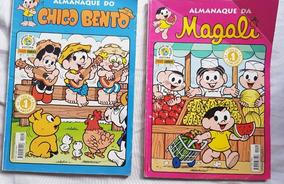 Almanaque Magali E Chico Bento 1 - Panini