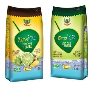 Ximaice Classico + Limão E Gengibre Erva Mate Tereré 1 Kg