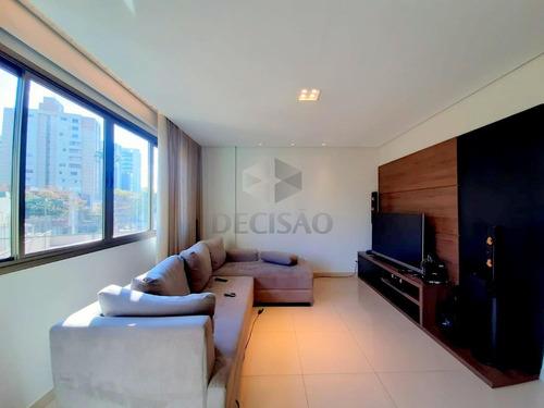 Imagem 1 de 28 de Apartamento 4 Quartos À Venda, 4 Quartos, 3 Vagas, Cruzeiro - Belo Horizonte/mg - 16600