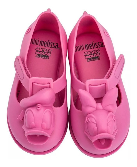 Mini Melissa Classic Baby + Mickey And Friends