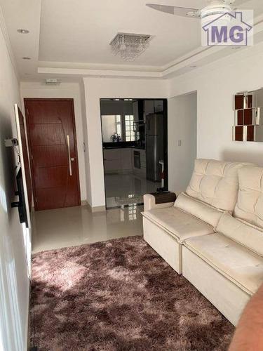 Imagem 1 de 15 de Apartamento À Venda, 80 M² Por R$ 330.000,00 - Costa Do Sol - Macaé/rj - Ap0127
