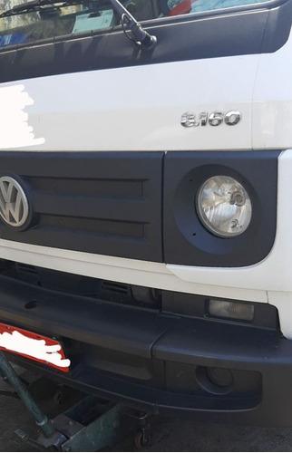 Vw 8160 Plataforma De Guincho Ano 2014. Com Ar