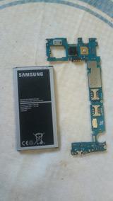 Placa Mae Samsung J7 Metal J710 E Bateria
