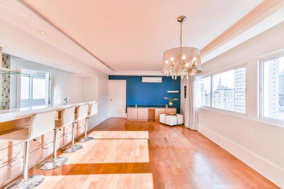 Apartamento Para Aluguel - Jardim Paulista, 2 Quartos, 118 - 893073255