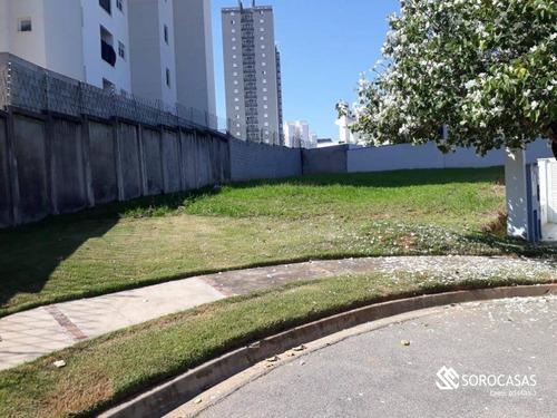 Imagem 1 de 20 de Terreno À Venda, 508 M² Por R$ 372.000,00 - Jardim Residencial Giverny - Sorocaba/sp - Te0304