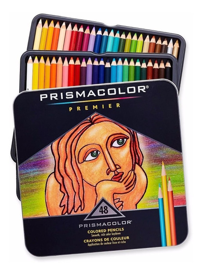 Colores 48 Prismacolor Premier Original