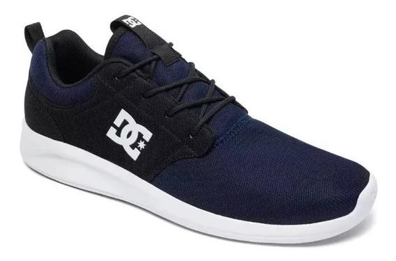 Zapatillas Dc Shoes Midway Urbanas, Producto 100% Original