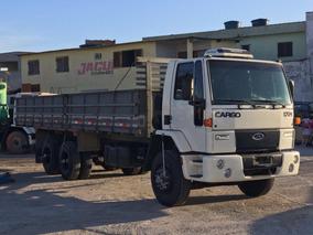Ford Cargo 1721 6x2 Truck Trucado