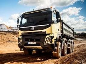 Volvo Fmx 500 8x4 0km Ant. $557.550 Y Saldo En Cuotas