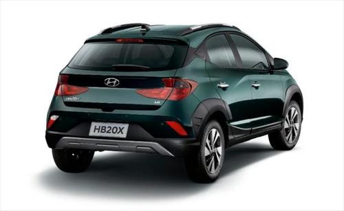 Hyundai Hb20x 1.6 16v Flex Diamond Automático