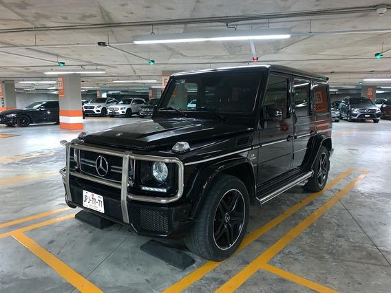 Mercedes Benz G 63 Amg 2016 Negro