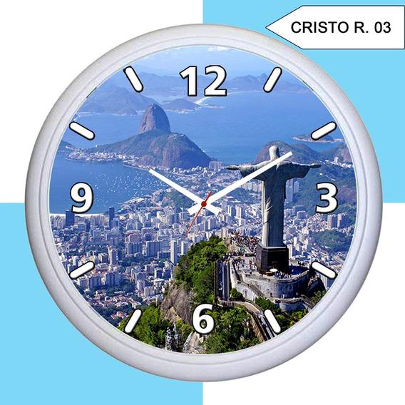 Relógio De Parede Cristo Redentor, Rio De Janeiro