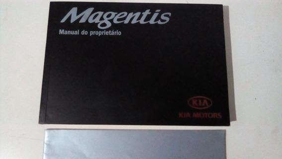 Manual Do Proprietário Kia Magentis 2007