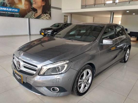 Mercedes-benz Clase A200 2015