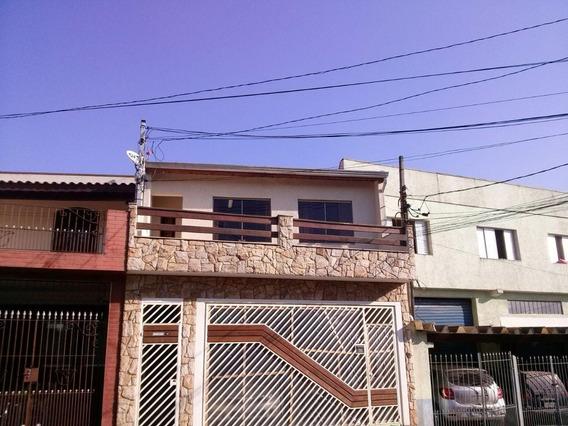 Sobrado À Venda, 3 Quartos, 2 Vagas, Jordanópolis - São Bernardo Do Campo/sp - 54228