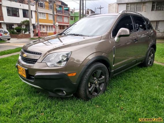 Chevrolet Captiva Sport 2.4 Automatica 4x2 Techo/cuero