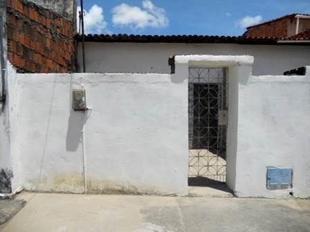 Casa No Conjunto Ceará - Sala, 1 Quarto, Banheiro, Cozinha