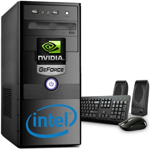 Computadora Pc Gamer Intel I5 9400 Nueva Tranza Uruguay