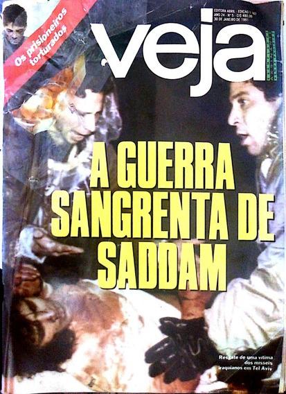 A Guerra Sangrenta De Saddam Revista Veja