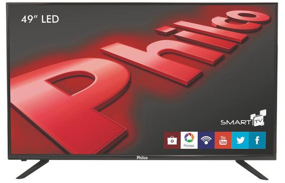 Smart Tv Philco Led 49 Ph49u21dsgw Bivolt