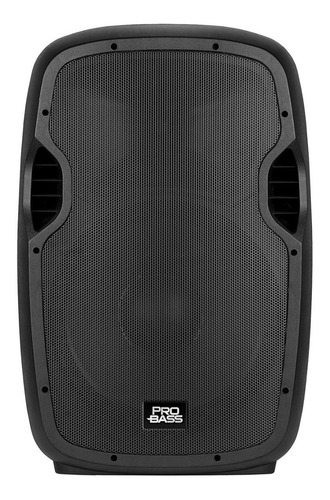 Imagem 1 de 5 de Caixa De Som Ativa Pro Bass Elevate 115 800w Rms Com Blueth
