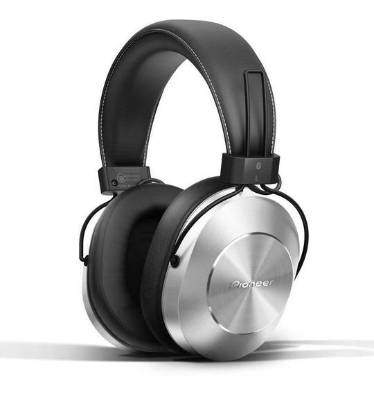 Fone De Ouvido Bluetooth Pioneer Se-ms7bt-s - Prata