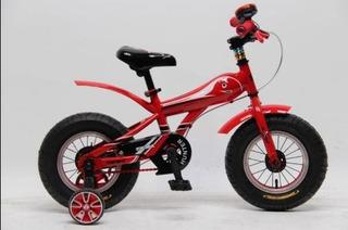 Bicicleta Rodado 12 R12 Sbk Fat Bike Cuadro Grueso