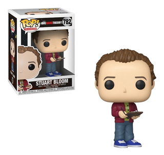 Funko Pop The Big Bang Theory Stuart Bloom #782