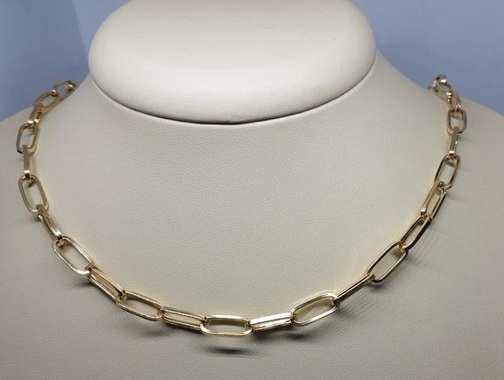 Corrente Em Ouro 18k 750 Cartier Impecável 9,75g 60cm