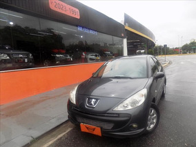Peugeot 207 1.4 Xr Sporte 8v Flex 4p Manual