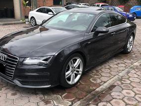 Audi A7 S-line 2012 Negro